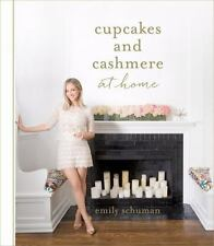 Cupcakes and Cashmere at Home by Emily Schuman (2015, Hardcover)