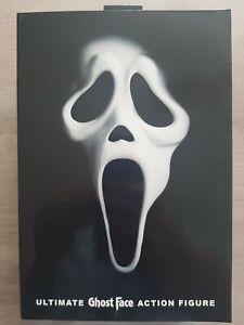 Neca Ultimate Scream Ghostface Figurine