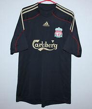 Liverpool England away shirt 09/10 Adidas Gerrard Torres Suarez