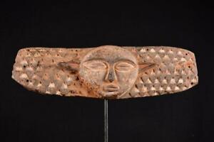 16065 Afrikanische Alte Eket Maske / Mask Nigeria