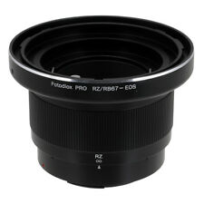 Fotodiox Pro Lens Adapter Mamiya RB67/RZ67 Lens to Canon EOS Cameras