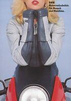 1 BMW Motorrad Zubehör Prospekt 1983 1/83 D brochure equipment brosjyre moto