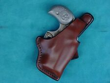 Bond Arms Snake Slayer ** cross draw molded leather holster brown