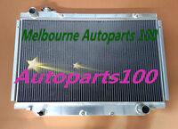 For TOYOTA LANDCRUISER RADIATOR HDJ80 HZJ80 HZJ HDJ 80 3 ROW 56MM ALUMINUM MT