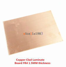 1510pcs 1015cm Fr4 15mm Thickness Double Pcb Copper Clad Laminate Board