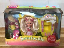 Mattel Barbie Kelly Doll Sweetsville Soda Shop