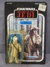 STAR WARS Vintage Ewok LOGRAY 65-Back Return of the Jedi 1983 ROTJ