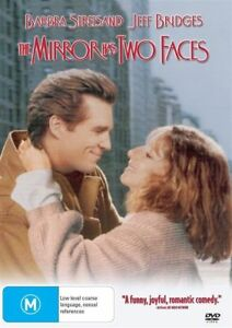 F39 BRAND NEW SEALED The Mirror Has Two Faces (DVD, 1996)