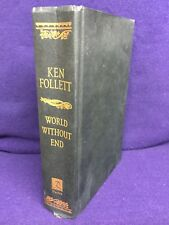 World without End Ω Good 1st Ed. Hard Cover no DJ FREE SHIPPING