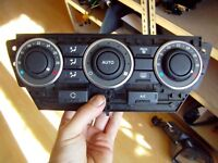 COMMANDE chauffage  climatisation auto LAND ROVER  freelander II