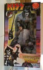 Kiss 2002 Top Shelf Gene Simmons Destroyer Figure Doll Relic