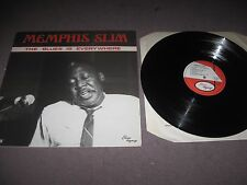 Memphis Slim - The Blues is Everywhere LP Ex/Near Mint French