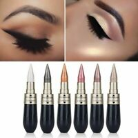 2 IN 1 Long-lasting Eyeshadow Pencil Glitter Eyeliner Eye Shadow Pen Fashion