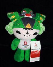 "BEIJING NINI 10"" Mascot Soft Toy Stuffed Animal Plush CHINA Summer OLYMPICS 2008"