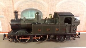 54153 GMR Airfix 0-4-2 GWR Steam Loco 1466 Rolling chassis / body.