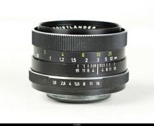 * Lens Voigtlander Color Ultron 1,8/50mm No.2330016  for Pentax M42