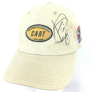 Kenny Brack CART Cap Signed Championship Auto Racing Teams Indy Car Baseball Hat