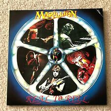 MARILLION -Real To Real LP | FA4131421 | Live 1984 | Prog Rock | Assassing | NEW