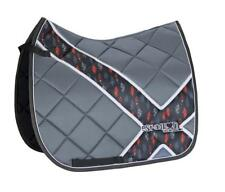 Eskadron Bicross Saddle Cloth Square Pad DR smoked blue/feather full size