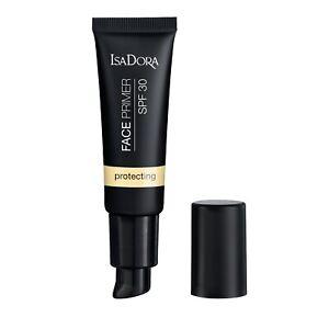 IsaDora Face Primer Protecting SPF 30 Nourishing Firms Plumps Collagen Make Up