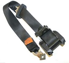 BMW OEM E36 CONVERTIBLE REAR UPPER SEAT BELT SEATBELT LEFT RIGHT STRAP VERT