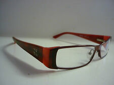 Missoni MI04702 Frames Glasses Eyeglass Spectacles Chunky Burgundy and Pink