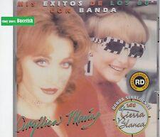 Angelica Maria Mis Exitos de Los 60 con La Banda Los Tierra Blanca CD New Nuevo