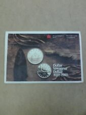 * 1985 Canada Proof Like Year Set Canadian Coins PL w/ COA