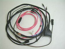 1964 impala belair biscayne engine wiring harness 409 hei electronic  ignition