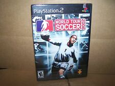 World Tour Soccer 2006  (Sony PlayStation 2, 2005) NEW AND SEALED