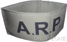 WWII British Civil Defence Arm Band - Arp Air RAID Precautions Khaki