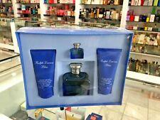 Ralph Lauren Blue 4pc Gift Set