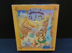 "Chuck Rock - Amiga 3.5"" Floppy BOXED"