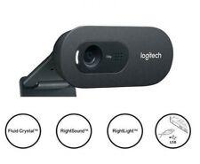 LOGITECH C270i HD720p IPTV Webcam PC/Android 4.2 Video Calls USB2.0 AutoExposure