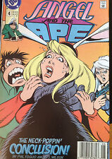 DC Comic ANGEL and the APE : Neck-Poppin' CONCLUSION  #4 1991