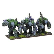 Mantic Kings of War BNIB Forces of Nature - Earth Elemental Regiment MGKWN403