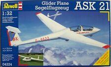 Revell - Ask 21 - Glider / Segelflugzeug. Scale: 1/32