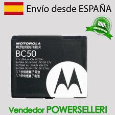 Bateria BC50 para Motorola KRZR K1 E6 E690 V3X L2 L6 L6i L7 L8 V1150 Z3