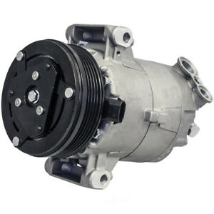 A/C  Compressor And Clutch- New   DENSO   471-9005