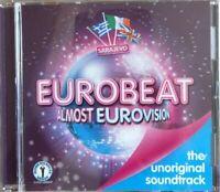 Eurobeat: Almost Eurovision (2007) -  Unoriginal Soundtrack - Stage Musical  CD