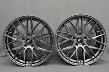 "ALLOY WHEELS JAPAN RACING JR28 19"" 8,5J + 9,5J ET35 5x120 SPECIAl OFFER"