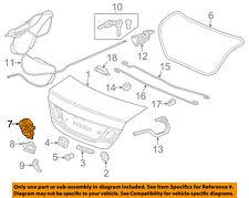 HONDA OEM 13-15 Civic Trunk-Lock or Actuator Latch Release 74851TR6A11