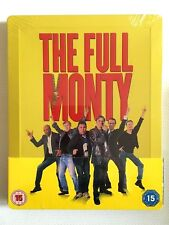 NEW The Full Monty Bluray Comedy Steelbook OOP Limited Edition Robert Carlyle