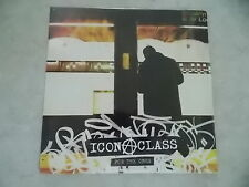 iconⒶclass For The Ones Vinyl LP Record iconaclass iconoclass indie hip hop NEW!