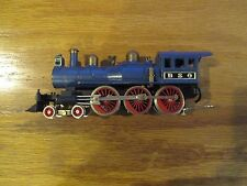 Vintage 1960s HO Scale New One Toyko Japan Metal B&O  Steam Locomotive