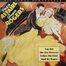 FRED ASTAIRE GINGER ROGERS COLLECTION (THE) BOX NTSC LASERDISC