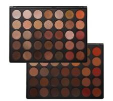 Morphe - 35Om- Color Matte Nature Glow Eyeshadow Palette 100% Authentic