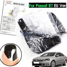 Set Mud Flaps Splashs Guards For VW Passat B7 2011-2014 Mudguards Front Rear