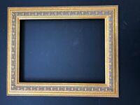 "Baroque Ornate Gold ~12""x 16"" (Art Size )   Last 1"