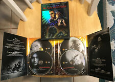 Blade Runner Collector's Edition 4 Discs - Authentic Complete & Tested -